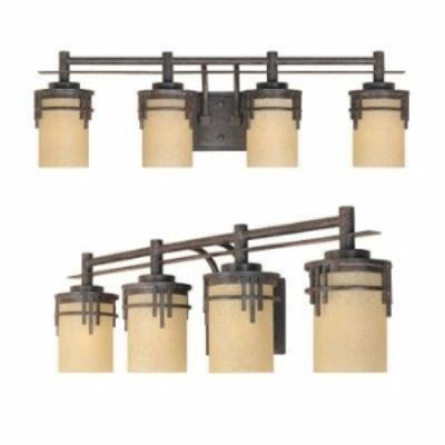 Designers Fountain 82104-WM 4-Light Bath Bar