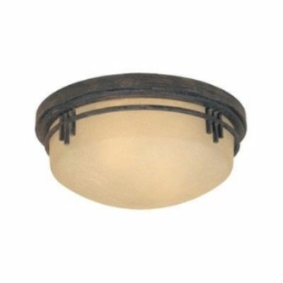 Designers Fountain 82121-WM 2-Light Flush Mount