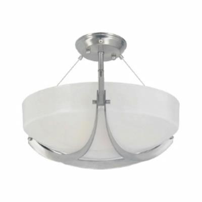 Designers Fountain 83011-SP Avanti - Two Light Semi-Flush