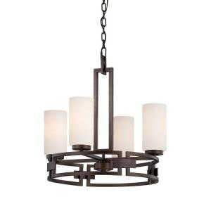 Del Ray - Four Light Chandelier