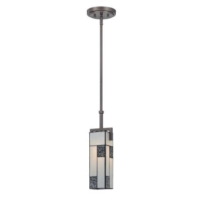 Designers Fountain 84130-CHA Bradley - One Light Mini-Pendant