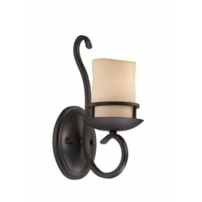 Designers Fountain 84701-NI Lauderhill - One Light Wall Sconce