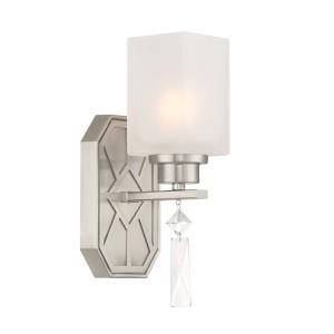 Brentwood - One Light Wall Sconce