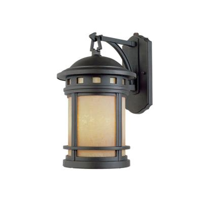Designers Fountain ES2381-AM-ORB Sedona - One Light Outdoor Wall Lantern