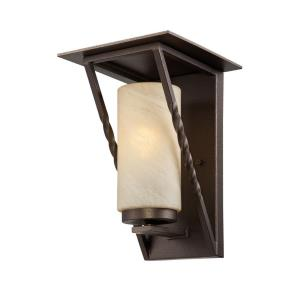 Parkview - One Light Outdoor Wall Lantern