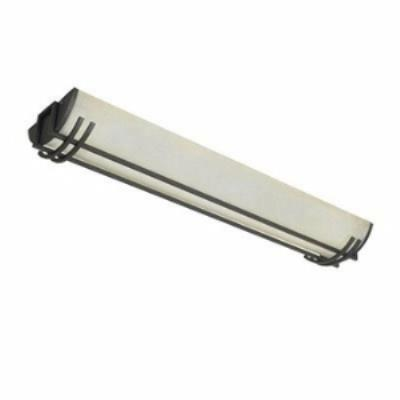 Designers Fountain ES82323-ORB Fluorescent Linear Flush Mount