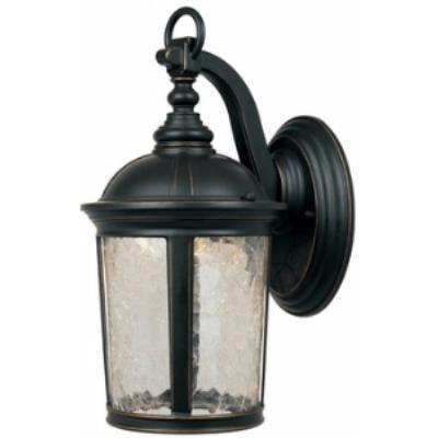 "Designers Fountain LED21321-ABP Winston - 7"" LED Wall Lantern"
