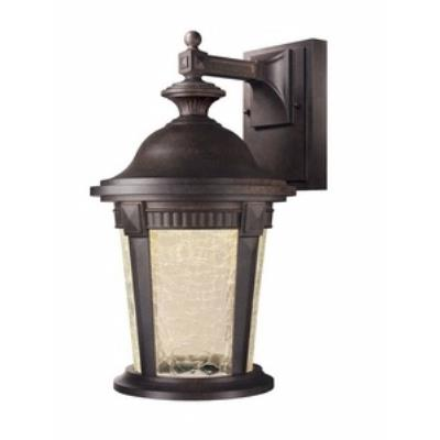 "Designers Fountain LED21731-MBZ Whitmore - 9"" Outdoor Wall Lantern"