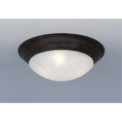 Designers Fountain 1245XL-ORB Lunar Flush Mount