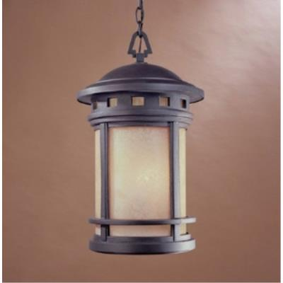 Designers Fountain 2394-AM-ORB Sedona - Three Light Outdoor Wall Lantern