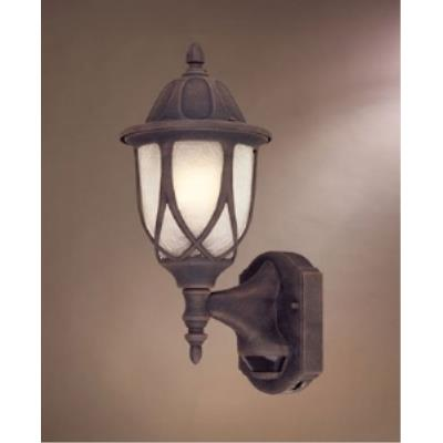 Designers Fountain 2867MD-AG Capella Motion Detector - One Light Outdoor Wall Lantern