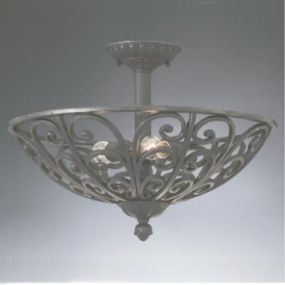 Designers Fountain 9192-NI Semi-flush Mount