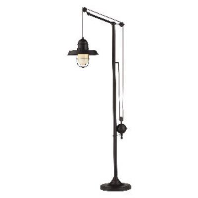 Dimond Lighting 65073-1 Farmhouse - One Light Floor Lamp