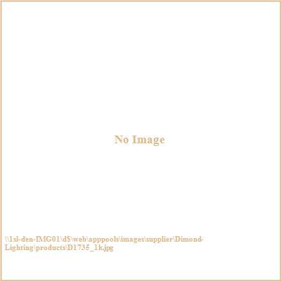 Dimond Lighting D1735 Ethan - One Light Adjustable Tripod Floor Lamp