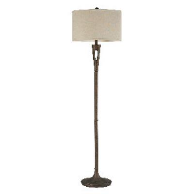 Dimond Lighting D2427 Martcliff - One Light Floor Lamp