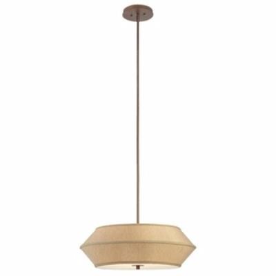 Dolan Lighting 1044-206 Sunrise - Three Light Pendant