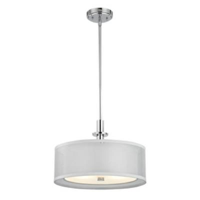 Dolan Lighting 1274-26 Three Light Pendant