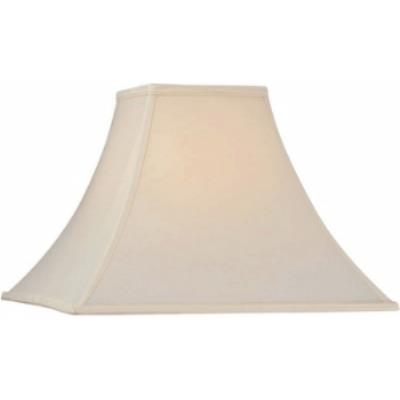 Dolan Lighting 140020 Accessory - Square Flare Soft Back with Piping Shade (Sold as a 4 Pack)