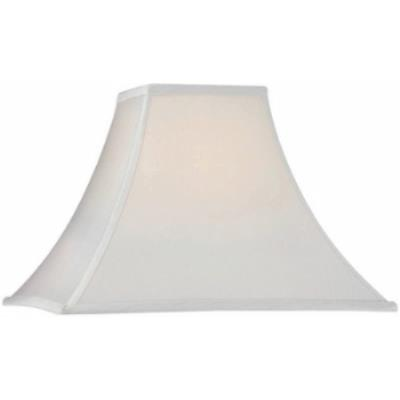 Dolan Lighting 140021 Accessory - Square Flare Soft Back with Piping Shade (Sold as a 4 Pack)