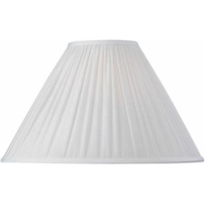 Dolan Lighting 140052 Accessory - Empire Random Pleat Soft Back Shade (Sold as a 4 Pack)