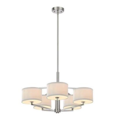 Dolan Lighting 1880-09 Monaco - Five Light Chandelier