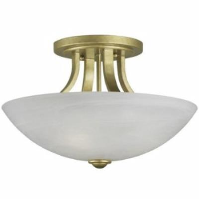 Dolan Lighting 204-09 Fireside - Three Light Semi - Flush Mount