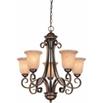 Dolan Lighting 2090-133 Medici - Five Light Chandelier