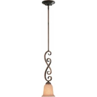 Dolan Lighting 2091-133 Medici - One Light Mini - Pendant