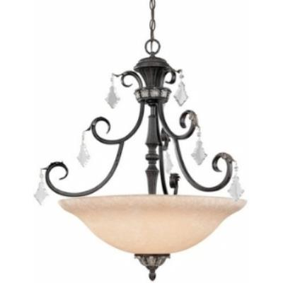 Dolan Lighting 2104-148 Florence - Four Light Pendant