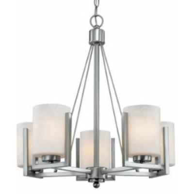 Dolan Lighting 2240-09 Uptown - Five Light Chandelier