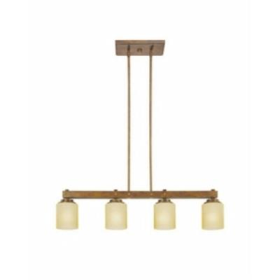 Dolan Lighting 2709 Sherwood - Four Light Island Pendant