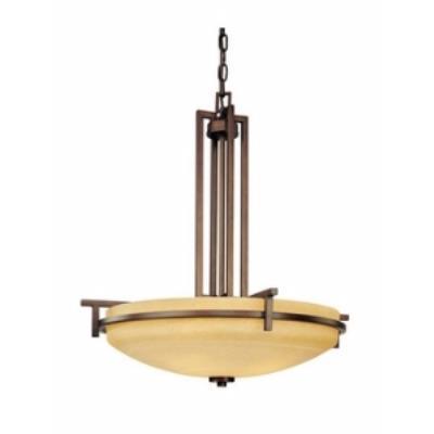 Dolan Lighting 2814 Roxbury - Four Light Pendant