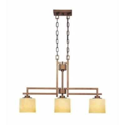 Dolan Lighting 2819 Roxbury - Three Light Island Pendant