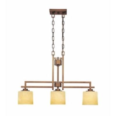 Dolan Lighting 2819 Roxbury - Three Light Island Pendant