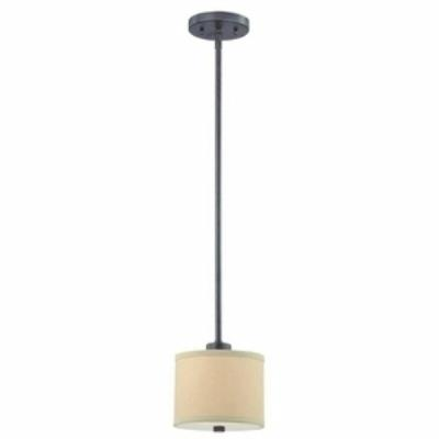 Dolan Lighting 2941-34 Tecido - One Light Mini-Pendant