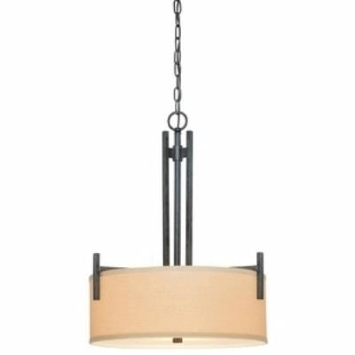 Dolan Lighting 2944-34 Tecido - Three Light Pendant