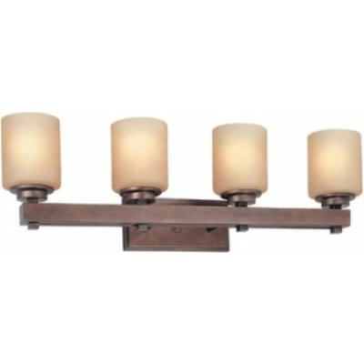 Dolan Lighting 3114-90 Sherwood - Four Light Bath Bar