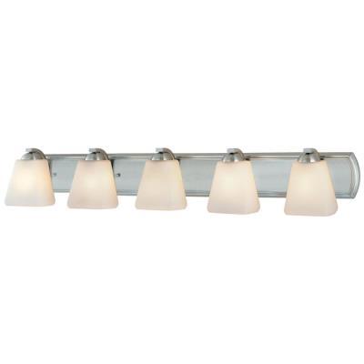 Dolan Lighting 3375-09 Hammond - Five Light Bath Bar