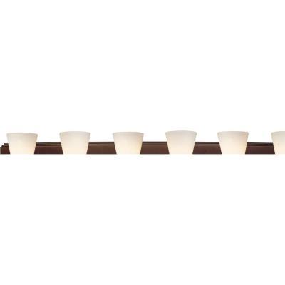 Dolan Lighting 3406-62 Southport - Six Light Bath Bar