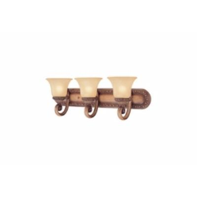 Dolan Lighting 3493-162 Carlyle - Three Light Bath Bar