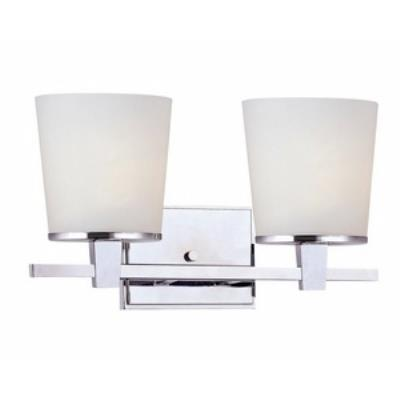 Dolan Lighting 3782-26 Ellipse - Two Light Bath Fixture