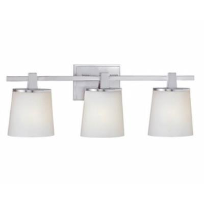 Dolan Lighting 3783-09 Ellipse - Three Light Bath Fixture