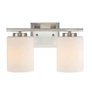 Chloe - Two Light Bath Bar