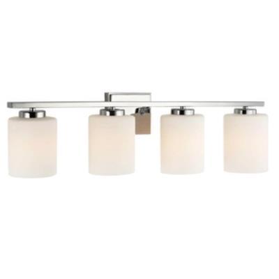 Dolan Lighting 3884-26 Chloe - Four Light Bath Bar