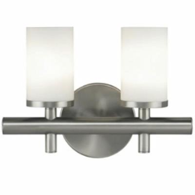 Dolan Lighting 432-09 Alto - Two Light Bath Bar