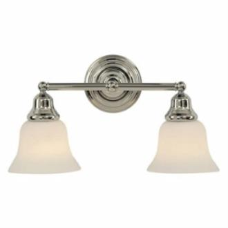 Dolan Lighting 492 Brockport - Two Light Bath Bar
