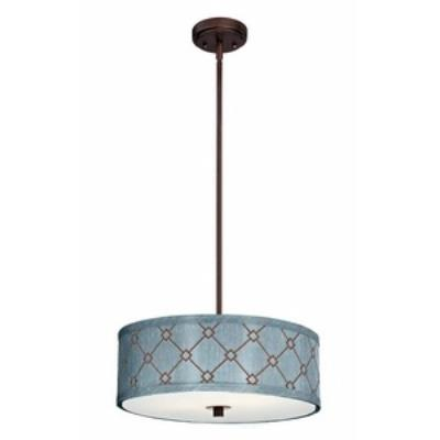 Dolan Lighting 5104-220 Rio - Three Light Pendant