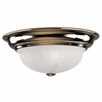 Dolan Lighting 522 Richland - Two Light Flush Mount