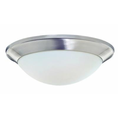 Dolan Lighting 5403-09 Rainier - Three Light Flush Mount