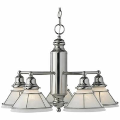 Dolan Lighting 625 Craftsman - Five Light Chandelier